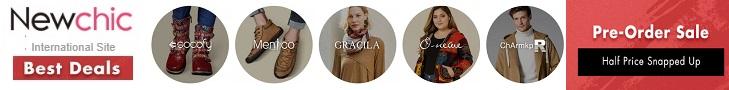 Modaya ihtiyacınız olan her şeyi NewChic.com'da çevrimiçi satın alın