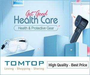 在Tomtop.com以最优惠的价格在线购物