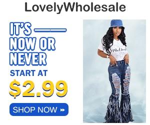 LovelyWholesale.com sadece sizin için daha fazla stil sunuyor