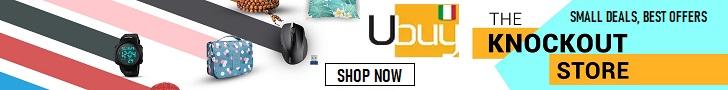 Ubuy ile alışverişinizi bir sonraki seviyeye taşıyın